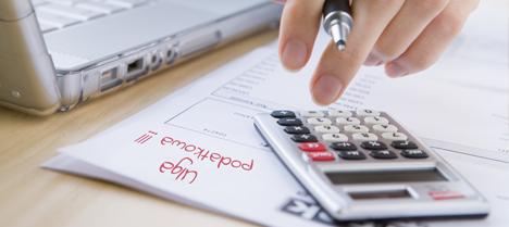 Wysokości podatku zależy od wartości ulgi podatkowej i kwoty wolnej od podatku. Te wyliczenia wykonuje kalkulator podatkowy.